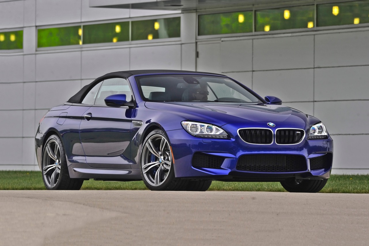 2018 Bmw M6 Convertible Pricing  For Sale  Edmunds