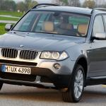 2007 Bmw X3 Review Ratings Edmunds