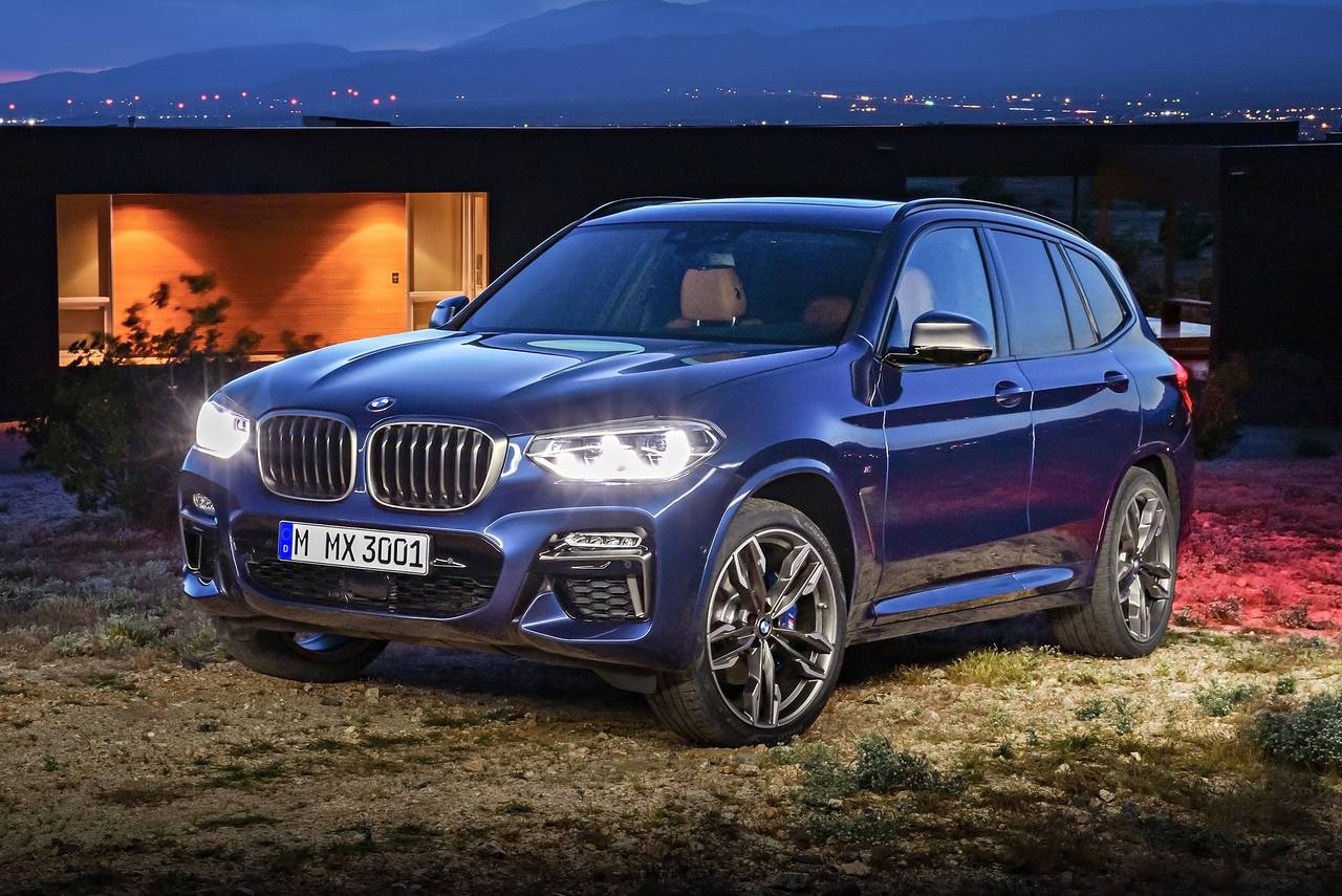 2018 Bmw X3 M40i Pricing  For Sale Edmunds