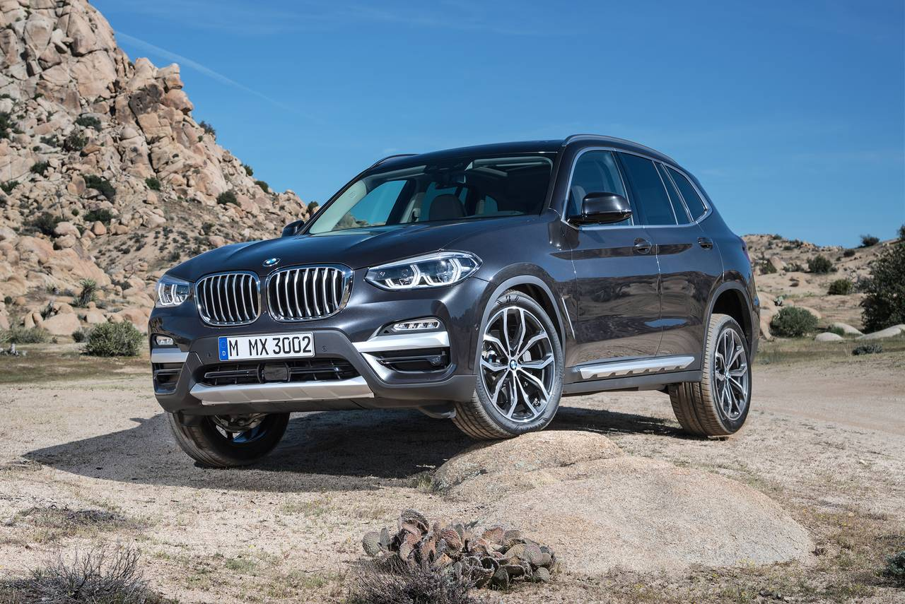 2018 Bmw X3 Pricing  For Sale Edmunds