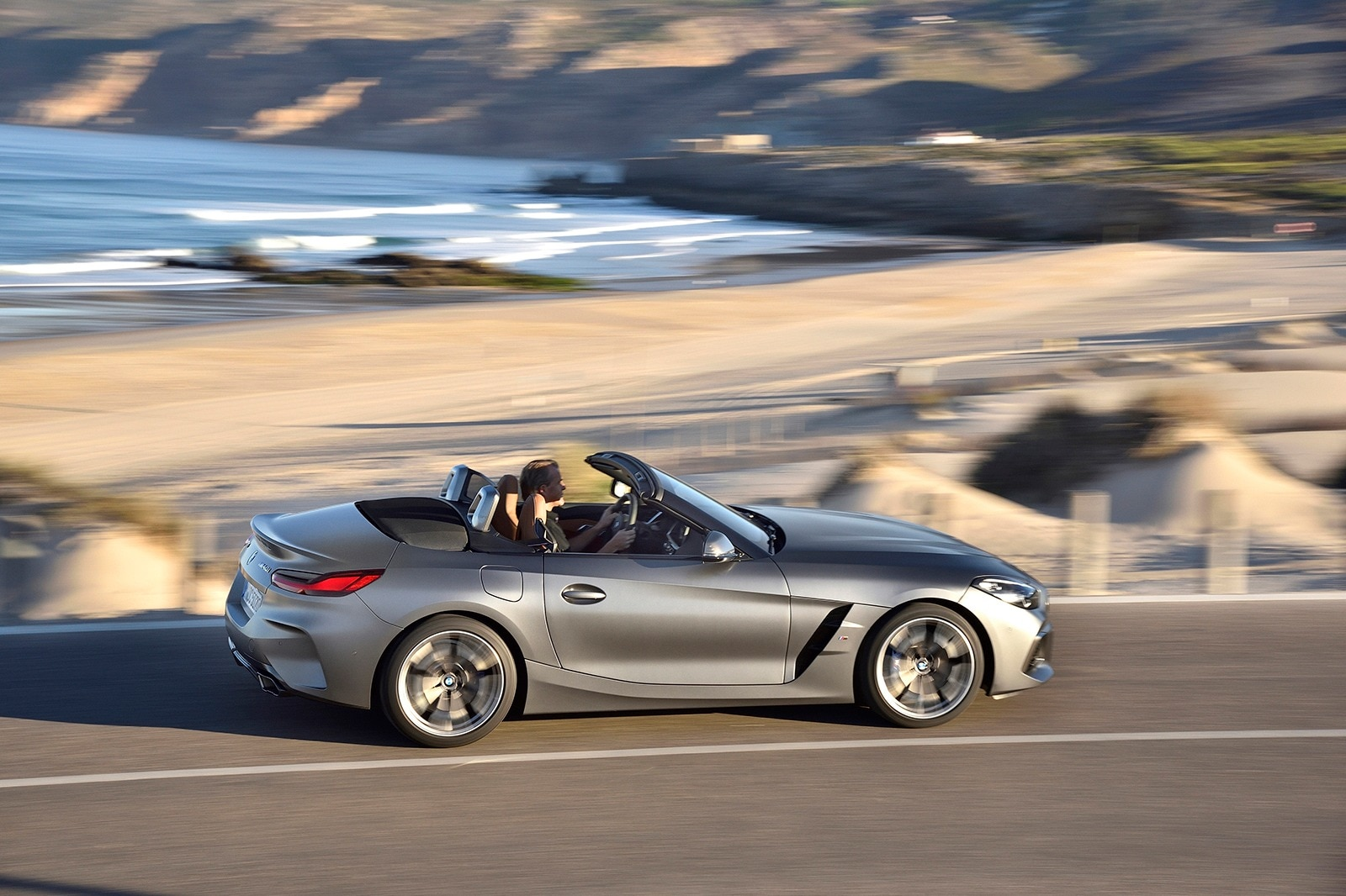 hight resolution of the latest form of drop top escapism can be found with the all new 2019 bmw z4