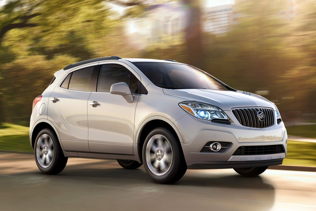 Used 2014 Buick Encore For Sale  Pricing & Features  Edmunds