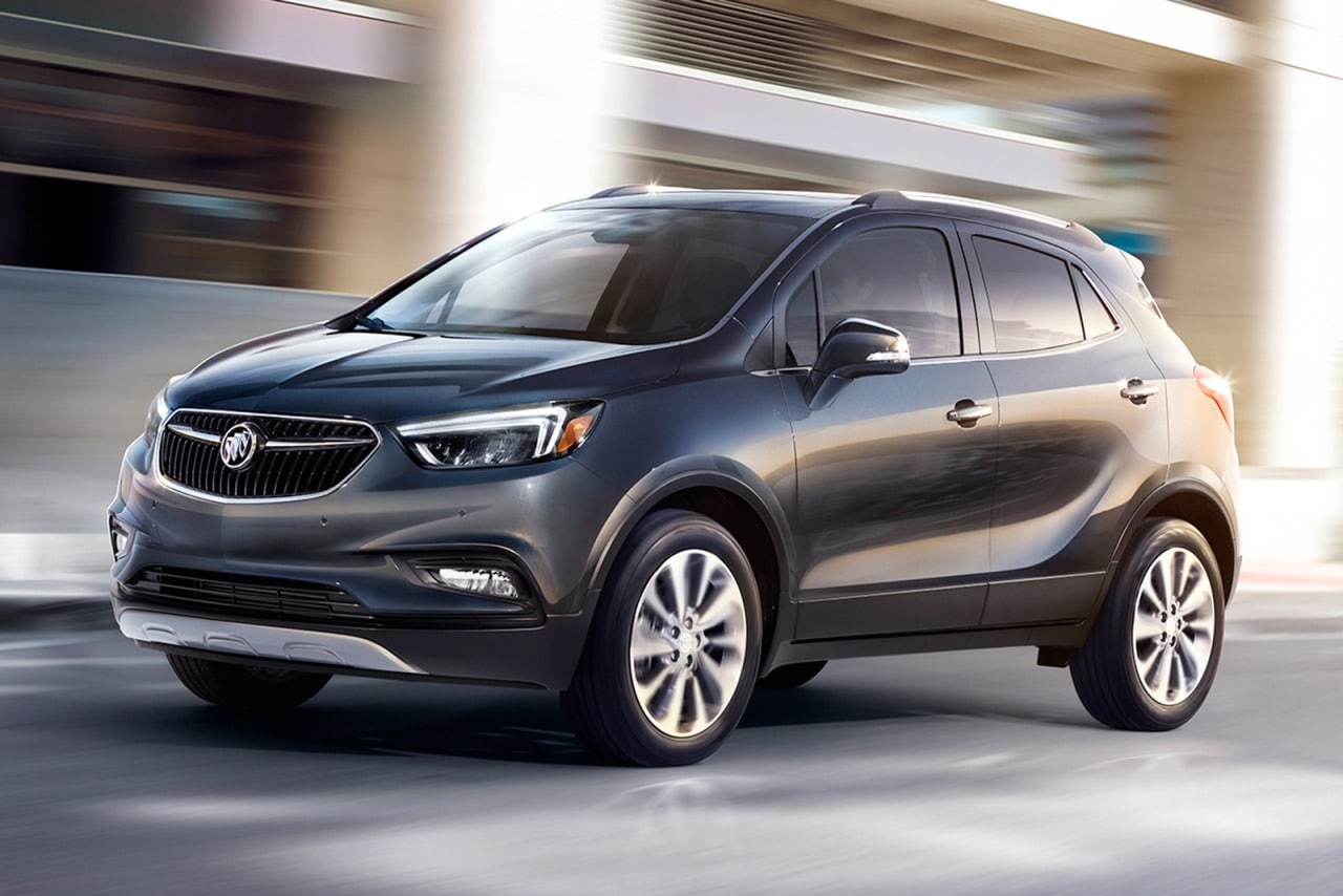 2018 Buick Encore Suv Pricing  For Sale  Edmunds