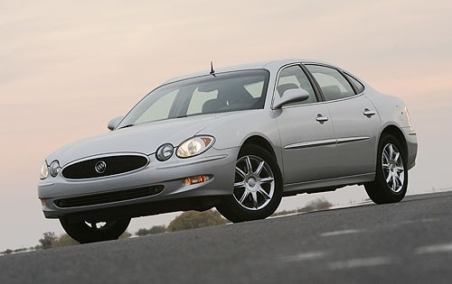 Used 2005 Buick Lacrosse Mpg Amp Gas Mileage Data Edmunds