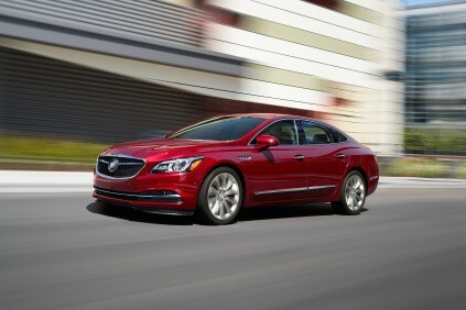 Buick Lacrosse Review Research New Amp Used Buick Lacrosse