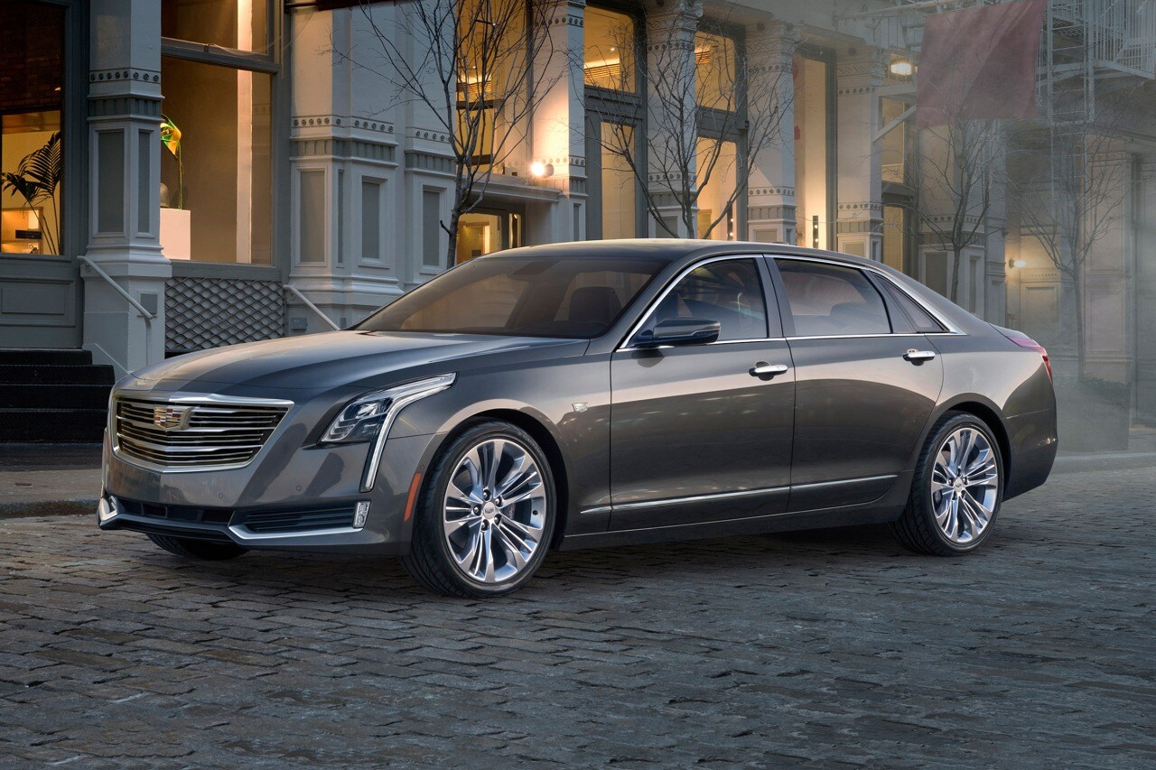 2018 Cadillac Ct6 Pricing  For Sale  Edmunds