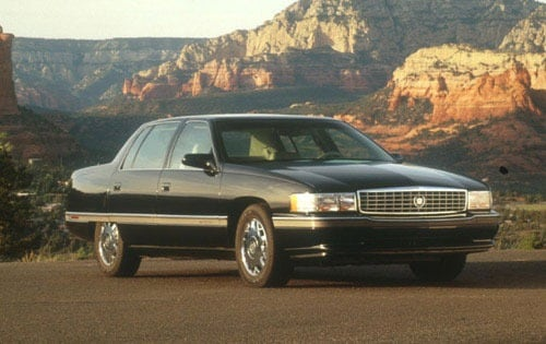 Used 1996 Cadillac DeVille Sedan Pricing - For Sale