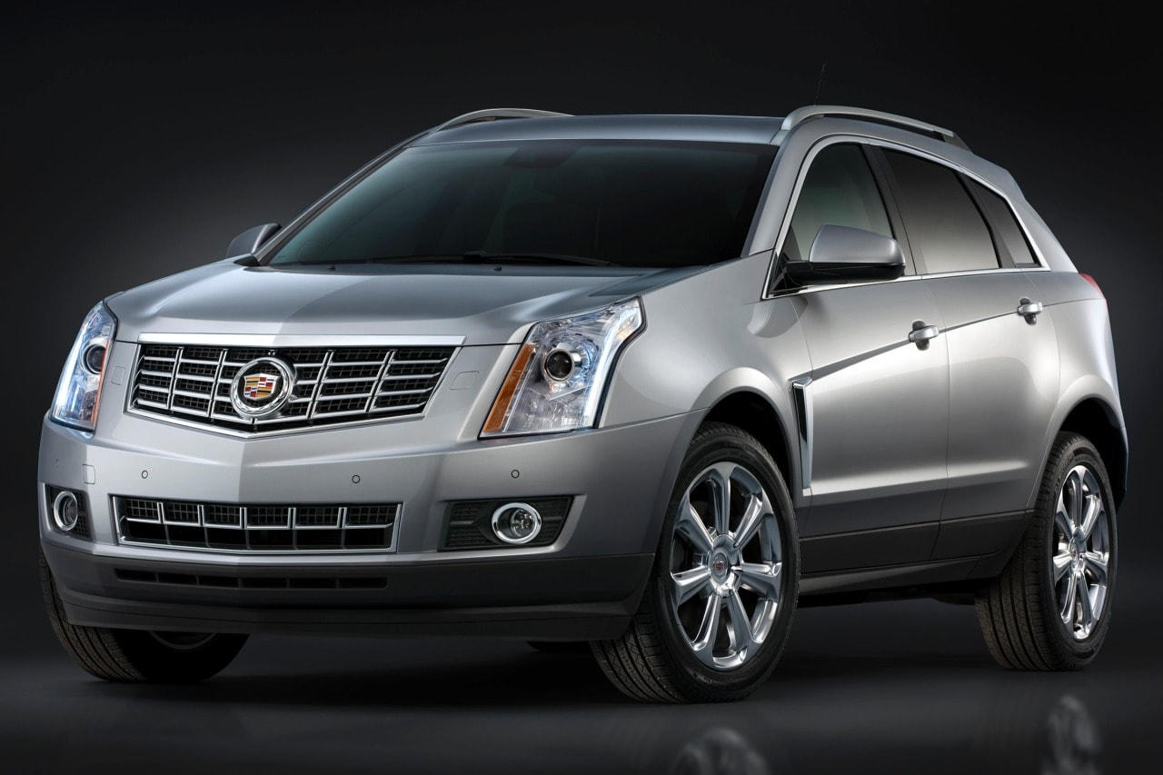 hight resolution of cadillac small suv cadillac get image about wiring diagram used 2013 cadillac srx pricing features edmunds