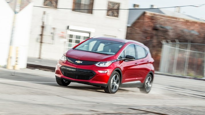 2019 Chevrolet Bolt Ev Pricing, Features, Ratings And