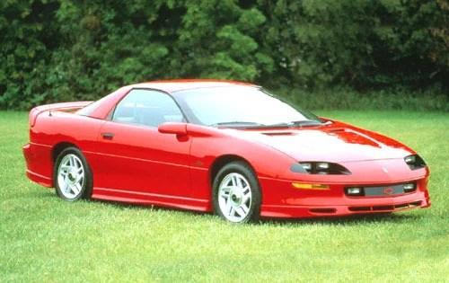 1997 Chevrolet Camaro Review Ratings Edmunds