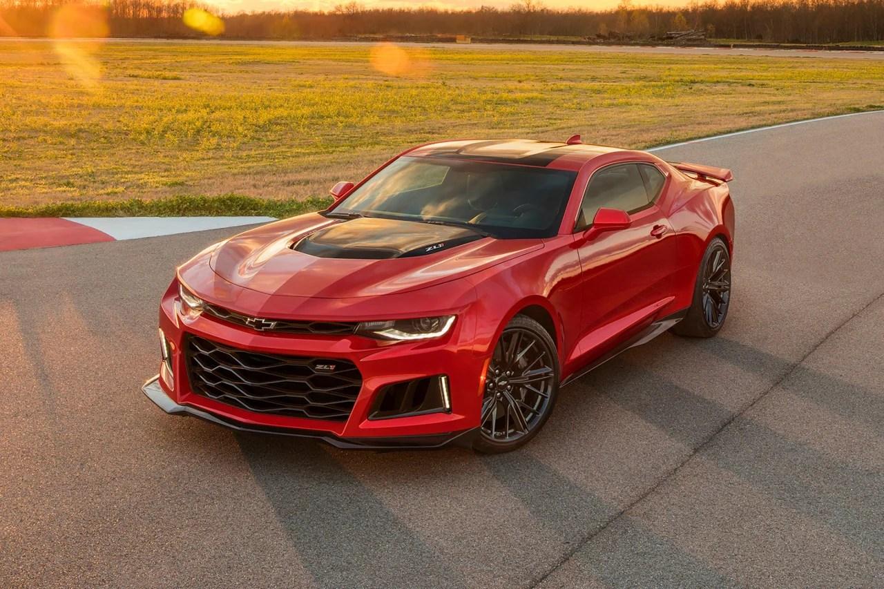 2018 Chevrolet Camaro Pricing  For Sale  Edmunds