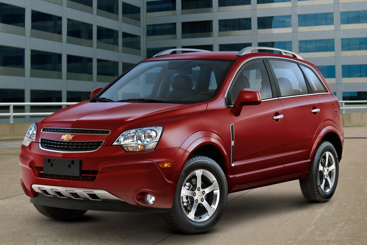 Used 2015 Chevrolet Captiva Sport For Sale  Pricing