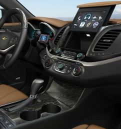 the main reason to go with the impala lt or premier is to get the 8 inch mylink touchscreen  [ 1600 x 1067 Pixel ]