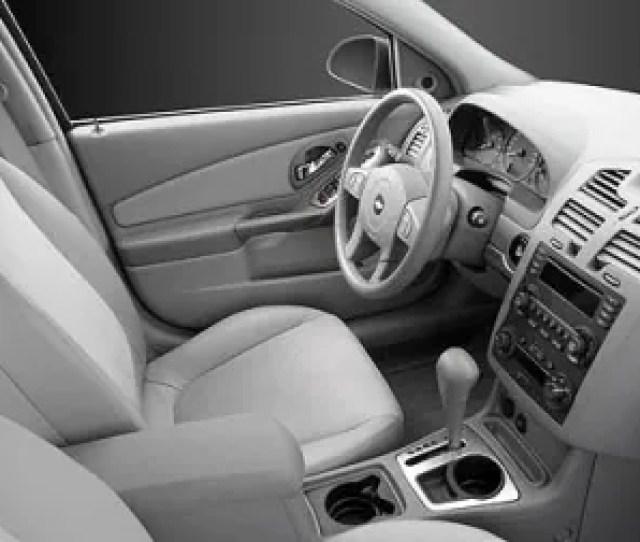 Chevrolet Malibu Classic Lt Interior