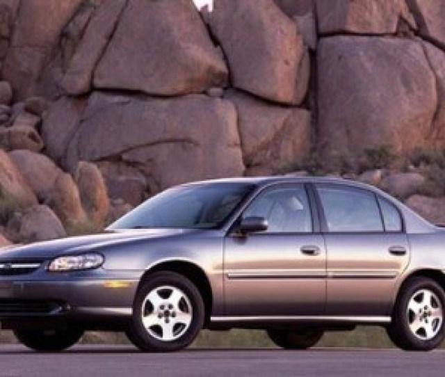 Chevrolet Malibu Ls Dr Sedan
