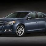 2013 Chevrolet Malibu Review Ratings Edmunds