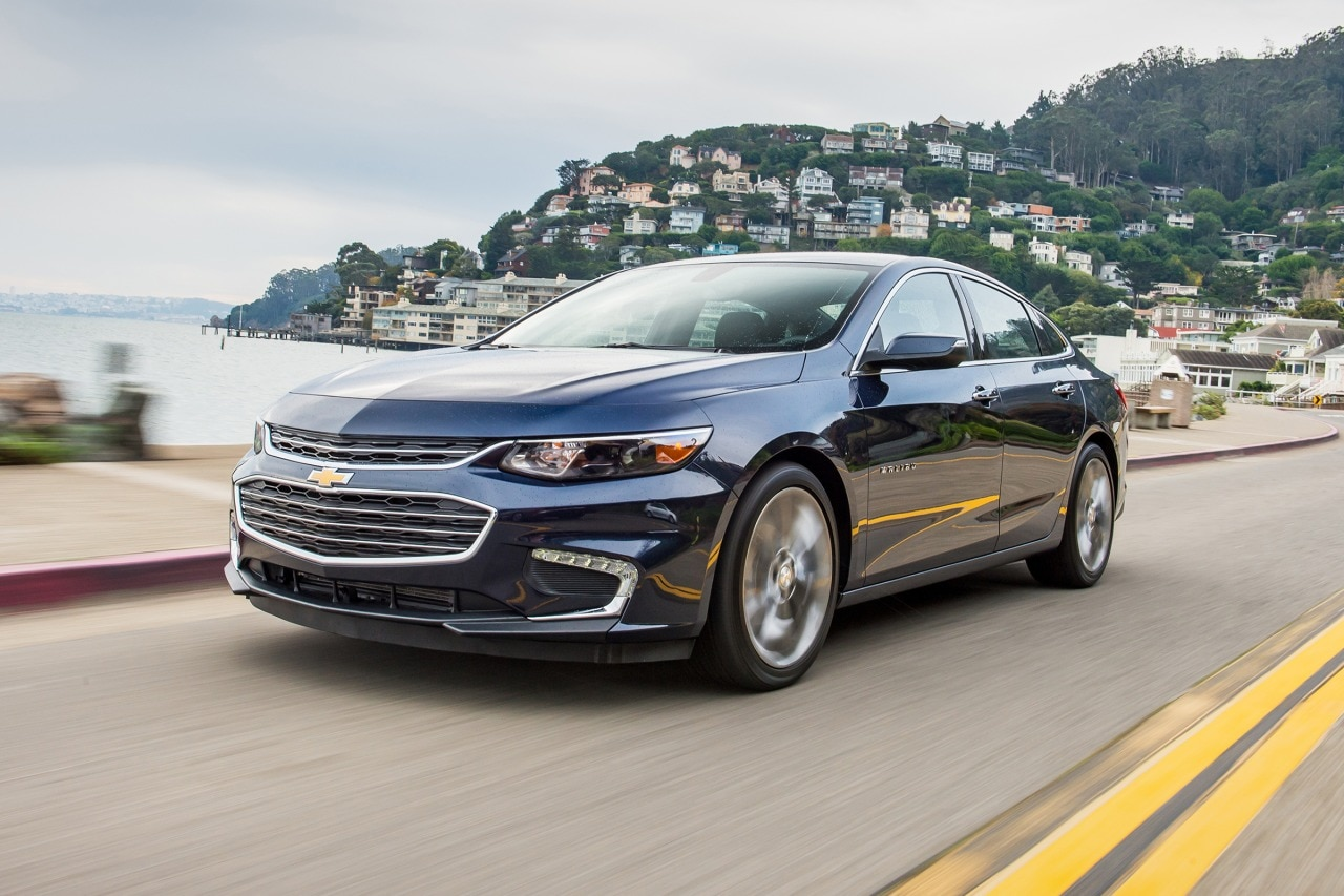 2018 Chevrolet Malibu Pricing  For Sale  Edmunds