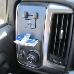 Chevy Silverado Trailer Wiring Diagram One Way Dimmer Switch Parking Card Holder - 2014 Chevrolet 1500 Z71 Lt Crew Long-term Road Test