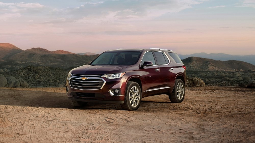 medium resolution of 2018 chevrolet traverse