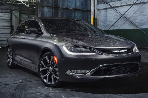 Used 2017 Chrysler 200 Prices Reviews And Pictures Edmunds