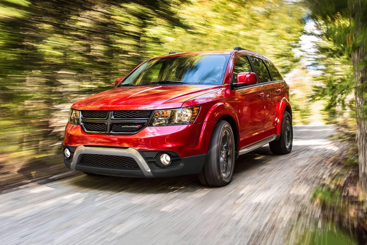 2018 Dodge Journey Suv Pricing  For Sale  Edmunds