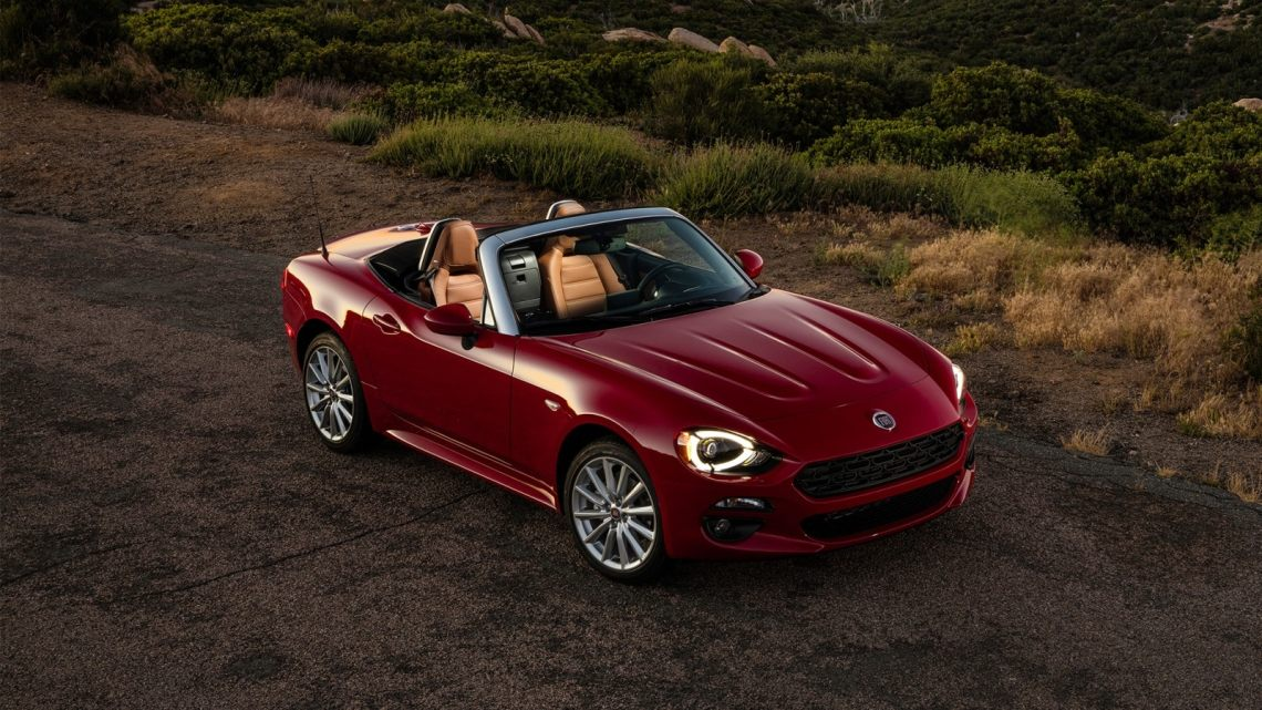 2019 fiat 124 spider pricing, features, ratings and reviews | edmunds