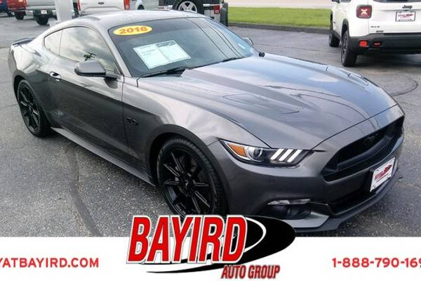 Used 2016 Ford Mustang For Sale Near Me Edmunds