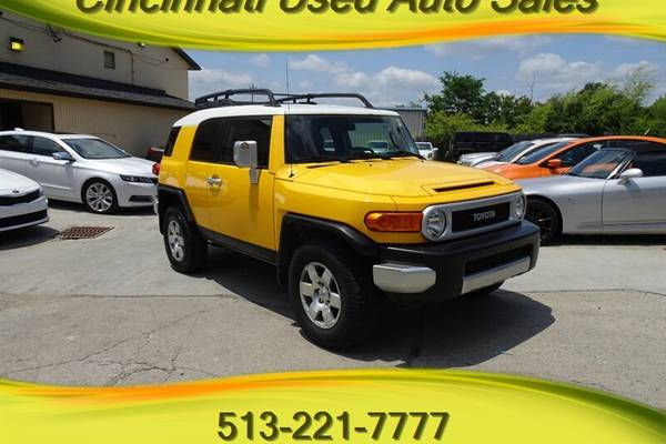 Are you thinking about buying a toyota rav4? Used 2010 Toyota Fj Cruiser For Sale Near Me Edmunds