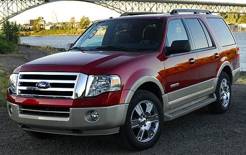 2007 Ford Expedition Review Amp Ratings Edmunds