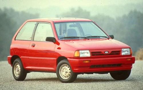 used 1993 ford festiva