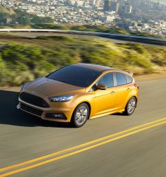 2018 ford focus st hatchback pricing features ratings and reviews edmunds [ 1600 x 900 Pixel ]
