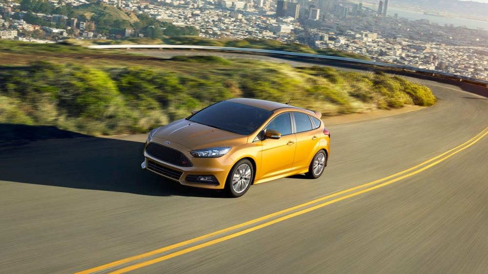 medium resolution of 2018 ford focus st hatchback pricing features ratings and reviews edmunds
