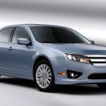 2010 Ford Fusion Hybrid Review Ratings Edmunds