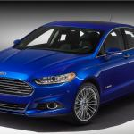 2013 Ford Fusion Hybrid Review Ratings Edmunds