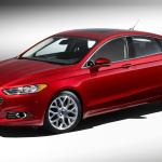 2016 Ford Fusion Review Ratings Edmunds