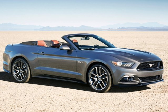 Image result for 2017 ford mustang convertible
