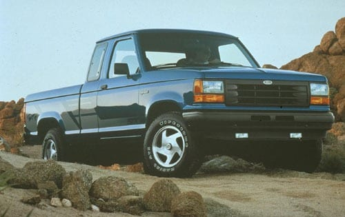 1990 Ford Ranger Clutch Repair Manual