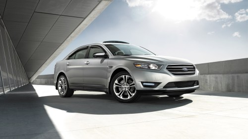 small resolution of 2018 ford taurus