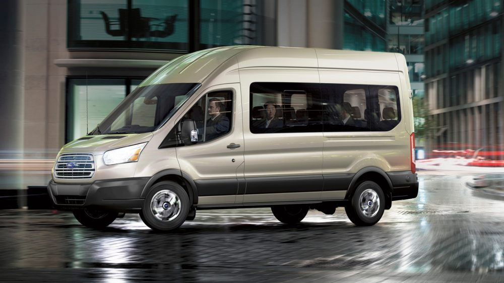 medium resolution of 2018 ford transit wagon van pricing features ratings and reviews edmunds