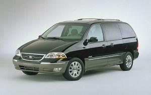 Used 2000 Ford Windstar Pricing  For Sale | Edmunds