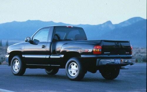 Gmc 1500 Sle Sierra 1999