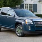 2012 Gmc Terrain Review Ratings Edmunds