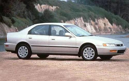 1996 Honda Accord 4 Dr LX V6 Sedan