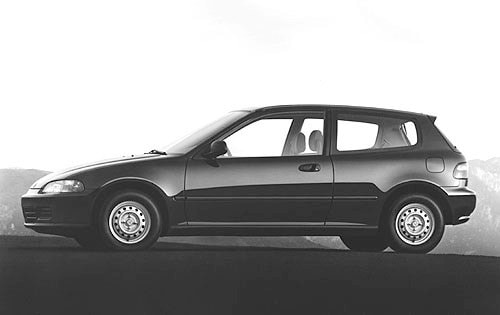 Used 1994 Honda Civic Pricing For Sale Edmunds