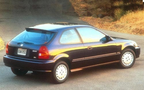 Used 1997 Honda Civic Pricing Amp Features Edmunds