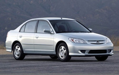 Used 2005 Honda Civic Hybrid Pricing For Sale Edmunds