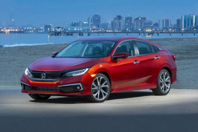 2020 Honda Civic Prices, Reviews, and Pictures | Edmunds