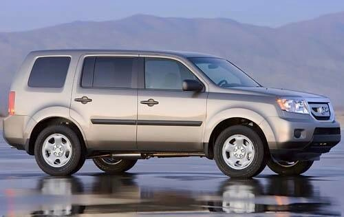 Used 2011 Honda Pilot Pricing For Sale Edmunds