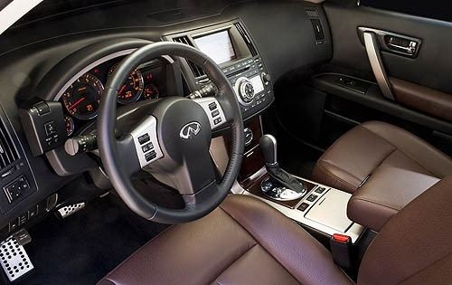 Used 2008 Infiniti Fx35 For Sale Pricing Amp Features