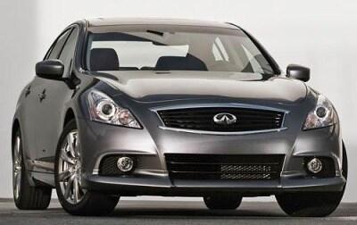 Used 2011 Infiniti G Sedan G25x Sedan Review Amp Ratings